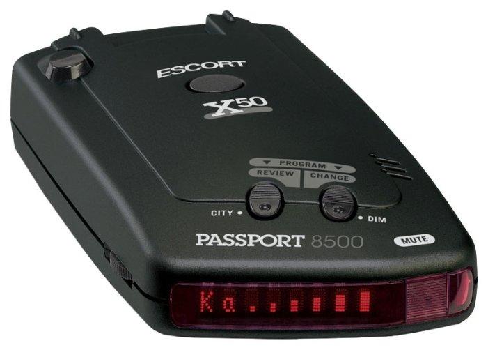 Радар-детектор Escort PASSPORT 8500 X50 Red