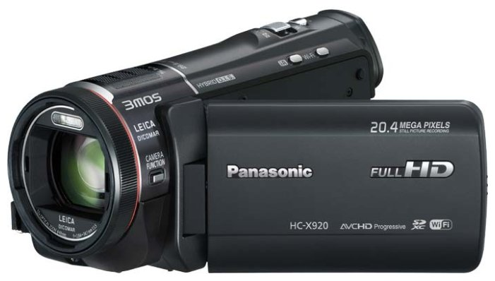 Panasonic Видеокамера Panasonic HC-X920