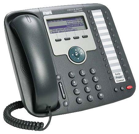 Cisco VoIP-телефон Cisco 7931G