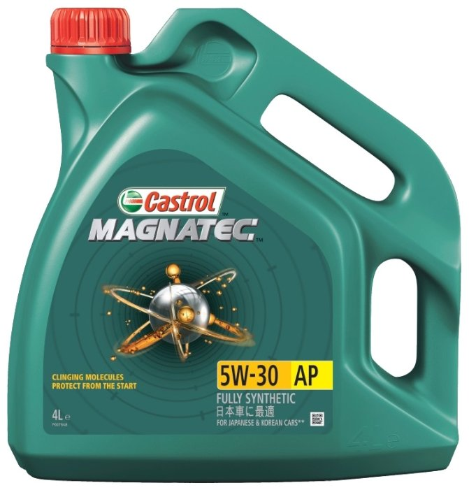 Castrol Magnatec 5W-30 AP 4 л