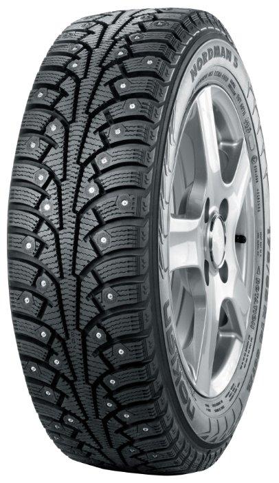 Автомобильная шина Nokian Tyres Nordman 5 205/55 R16 94T зимняя шипованная