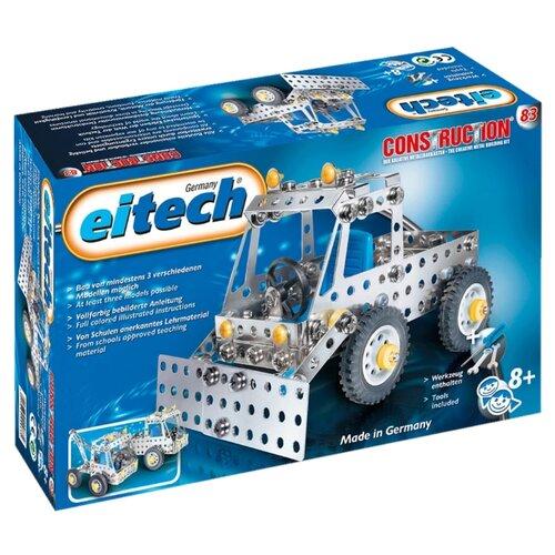Конструктор Eitech Basic C83 Грузовики конструктор eitech exclusive c12 космический челнок