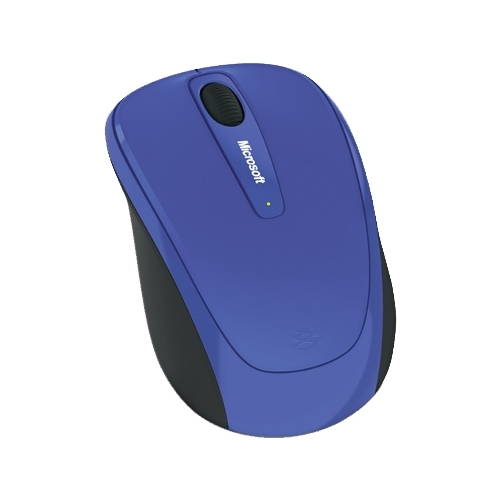 Мышь Microsoft Wireless Mobile Mouse 3500 Limited Edition Ultramarine Blue USB