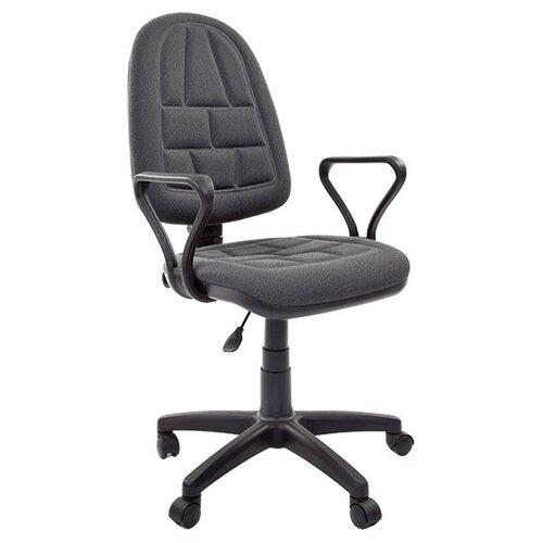 Компьютерное кресло Chairman PRESTIGE ERGO, обивка: текстиль, цвет: C-2 серый