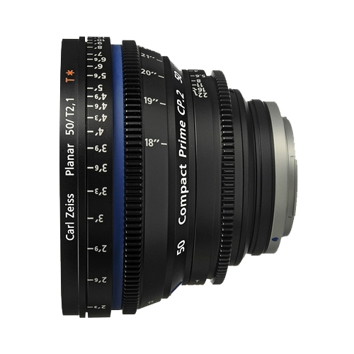 Объектив Zeiss Compact Prime CP.2 50/T2.1 Canon EF Объективы