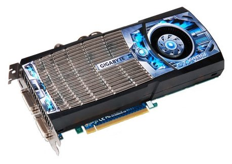 GIGABYTE Видеокарта GIGABYTE GeForce GTX 480 700Mhz PCI-E 2.0 1536Mb 3696Mhz 384 bit 2xDVI Mini-HDMI HDCP Cool