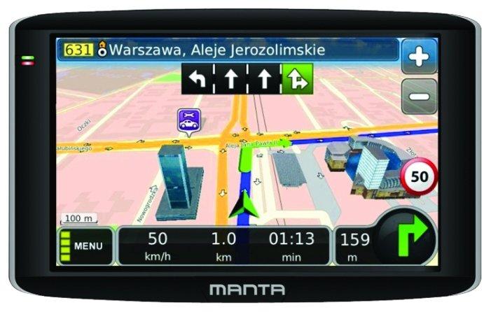 Manta GPS9772 Easy Rider 7 Premium