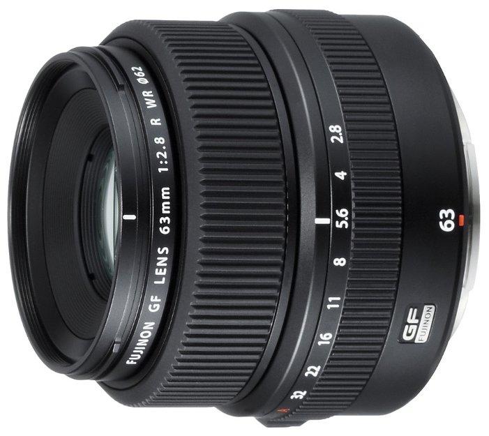 Fujifilm Объектив Fujifilm GF 63mm f/2.8 R WR