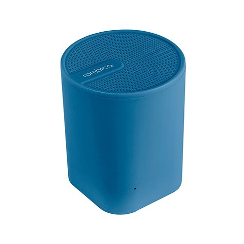 цена на Портативная акустика Rombica mysound BT-04 синий