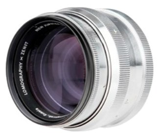 Объектив Lomography Jupiter 3+ 1.5/50 Leica M
