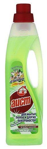 Аист Средство для мытья полов и других поверхностей Зеленый бриз