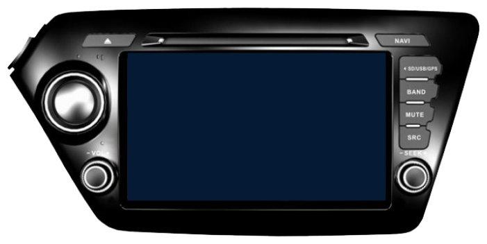 Автомагнитола PHANTOM AD-4306