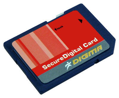 Digma Secure Digital 150x