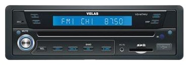 Автомагнитола Velas VD-M741U