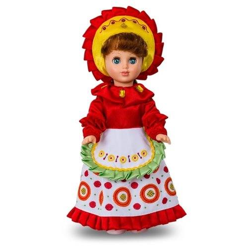 Кукла Весна Алла Дымковская барыня, 35 см, В68 цена 2017