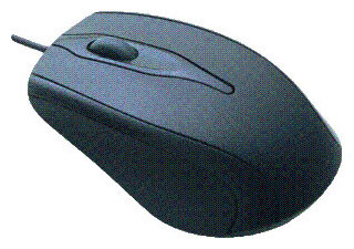 Мышь Chicony MS-0839 Black USB