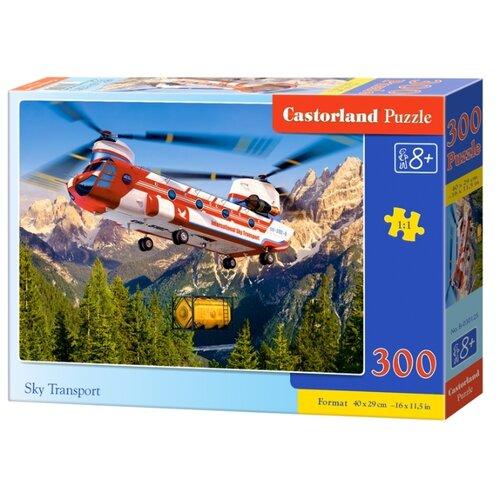 Купить Пазл Castorland Sky Transport (B-030125), 300 дет., Пазлы