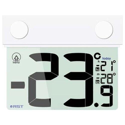 Термометр RST 01077, белый недорого