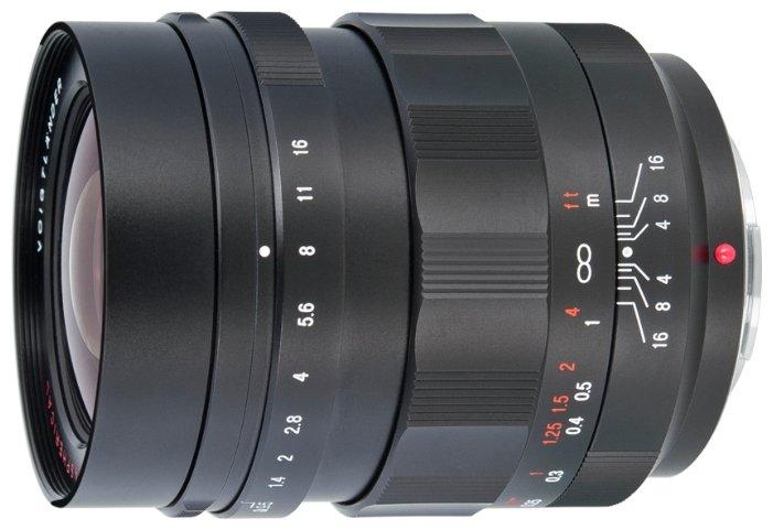 Объектив Voigtlaender 17.5mm f/0.95 Nokton Micro 4/3