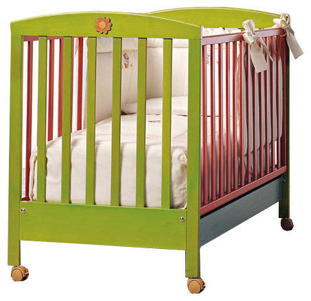 Кроватка Bambolina Margherita aniline