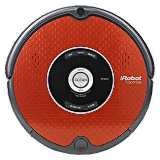 Робот-пылесос iRobot Roomba 610