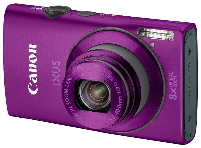 Canon Компактный фотоаппарат Canon Digital IXUS 230 HS