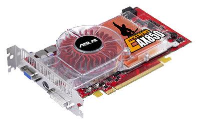 Видеокарта ASUS Radeon X850 XT 520Mhz PCI-E 256Mb 1080Mhz 256 bit DVI TV YPrPb