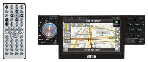 Автомагнитола Mystery MMD-4308N
