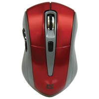 Мышь defender Accura MM-965 Red USB
