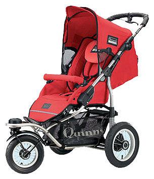 Универсальная коляска Quinny Freestyle 3XL Comfort (3 в 1)