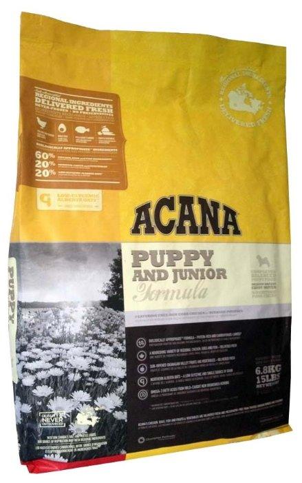 Корм для щенков Acana Classics 6.8 кг