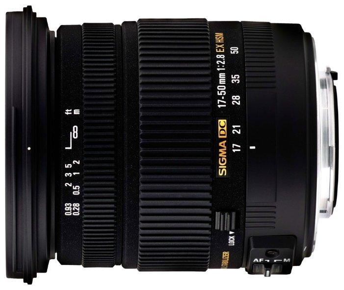 Sigma Объектив Sigma AF 17-50mm f/2.8 EX DC OS HSM Canon EF-S