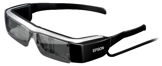 Epson Moverio BT-200