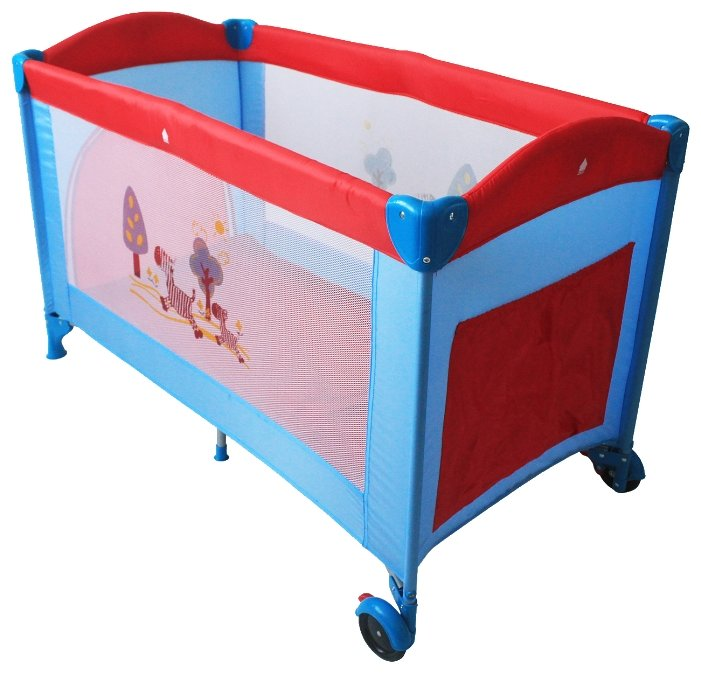 Манеж-кровать SWEET BABY Jump