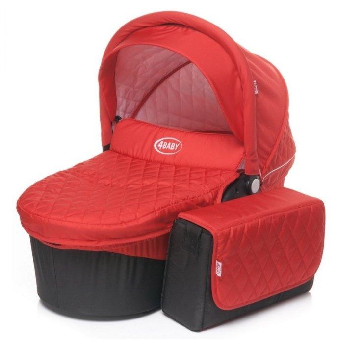 Спальный блок 4BABY Atomic 2017 и сумка для мамы
