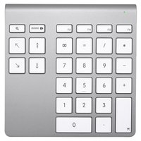 Клавиатура Belkin Wireless YourType Numeric Keypad Silver USB