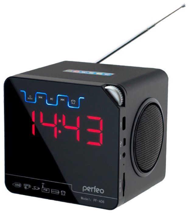 Портативная акустика Perfeo Music Box