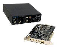 Внутренняя звуковая карта с дополнительным блоком Creative Audigy Platinum eX