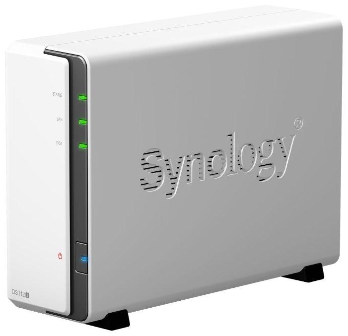 Сетевой накопитель (NAS) Synology DS112j