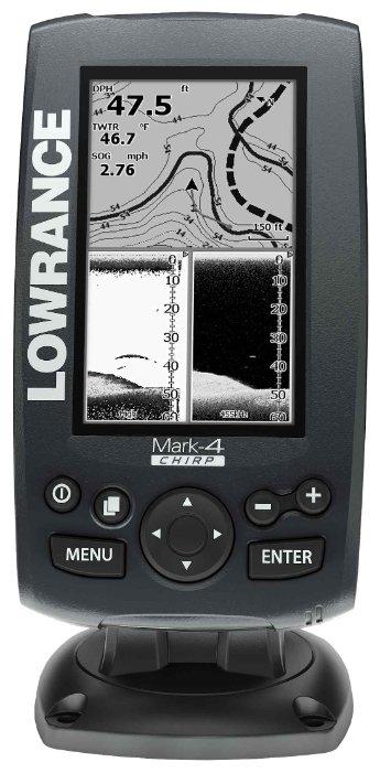 Lowrance Mark-4 CHIRP