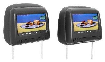 Автомобильный монитор AVEL AVS0733T + AVS0734BM