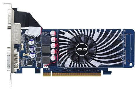 ASUS GeForce GT 220 625Mhz PCI-E 2.0 1024Mb 1580Mhz 128 bit DVI HDMI HDCP