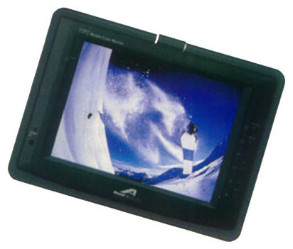 Автомобильный монитор Power Acoustik PT-566HS