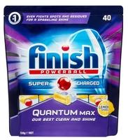 Finish Quantum таблетки (лимон) для посудомоечной машины 54 шт.