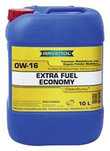 Моторное масло Ravenol Extra Fuel Economy EFE SAE 0W-16 10 л