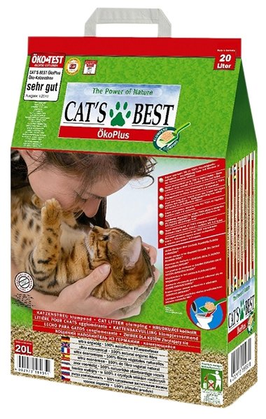 Cat's Best Eko Plus (20 л)