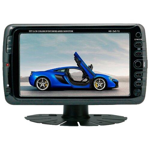Автомобильный телевизор Eplutus EP-700T черный