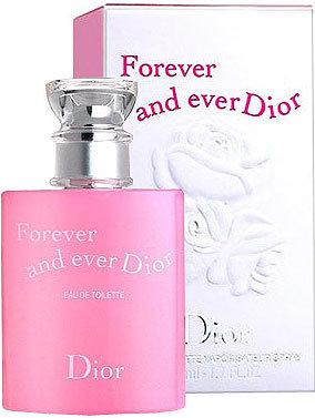 Туалетная вода Christian Dior Forever and Ever Dior — купить по выгодной цене на Яндекс.Маркете