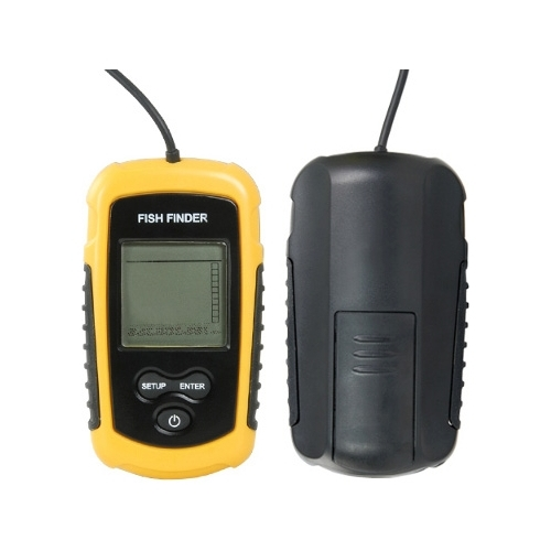 Эхолот JJ-Connect Fisherman 100M LCD Sona Sensor