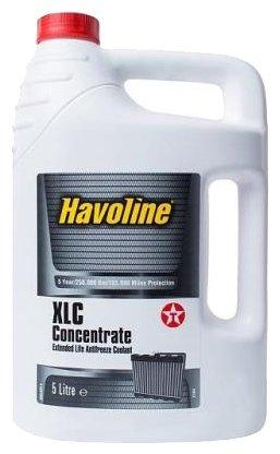 Антифриз TEXACO Havoline Xtended Life Coolant,
